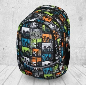City Kaos Backpack 2in1