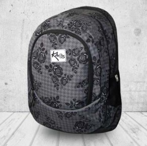 Fashion rose backpack