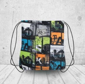City Kaos shoe bag