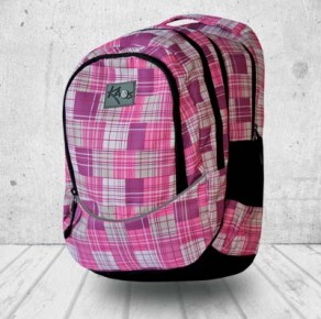 Pinktweed Backpack 2in1