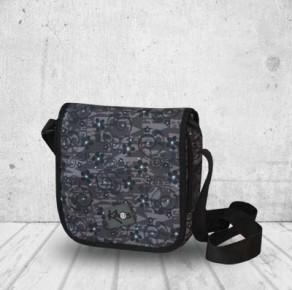 Velvet city bag
