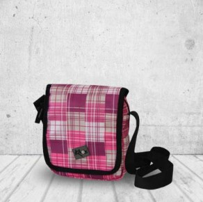 Pinktweed City Bag – Small